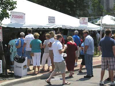 St. patrick s festival toledo ohio