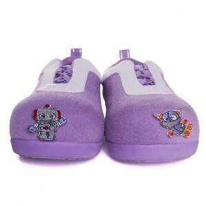 Purple Pair with Stik-Ems
